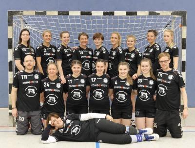 Mannschaftsfoto Handball